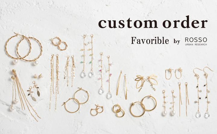faborible custom order
