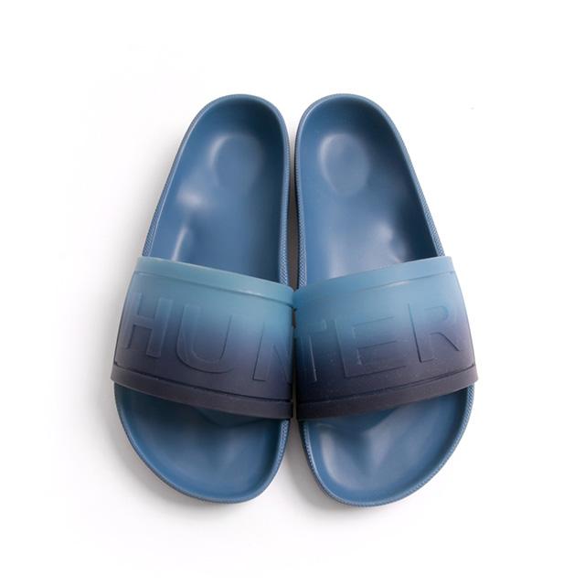 Colour Haze Hunter Slides BLUE SKY