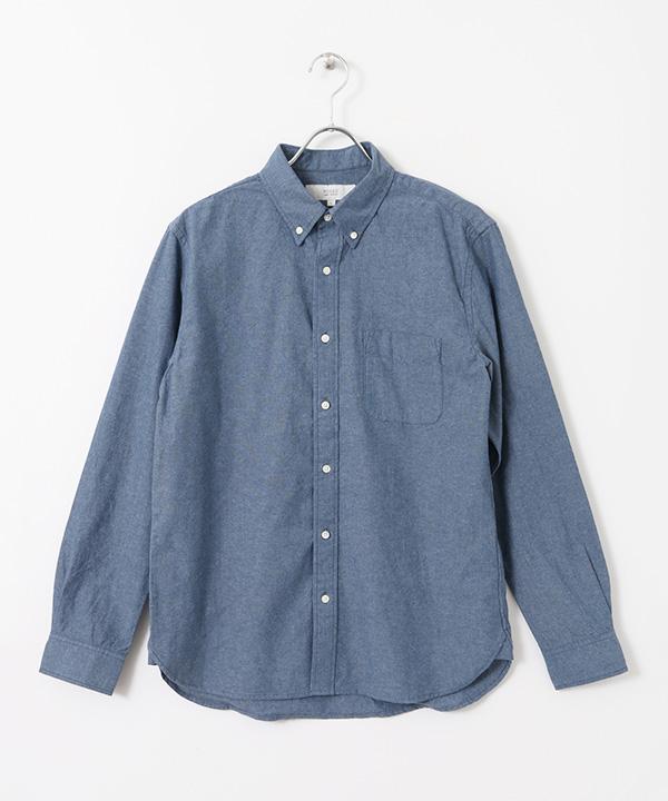 ペリエ千葉店・WEB限定アイテム ハイパフォーマンスオックスフォードB.Dシャツ