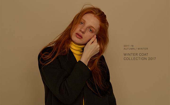 WINTER COAT COLLECTION 2017