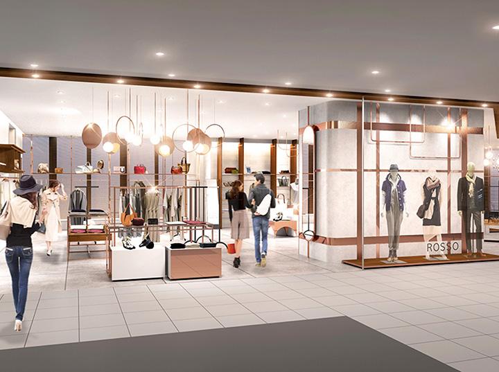 2018年3月2日(金) URBAN RESEARCH ROSSO ミント神戸店 リニューアルオープン